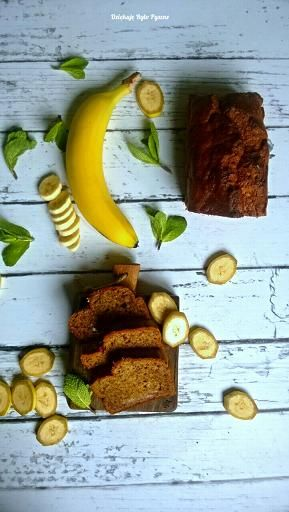 Chlebek bananowy (ciasto bananowe)