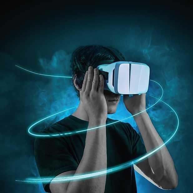 Gafas de Realidad Virtual Immerse Plus
