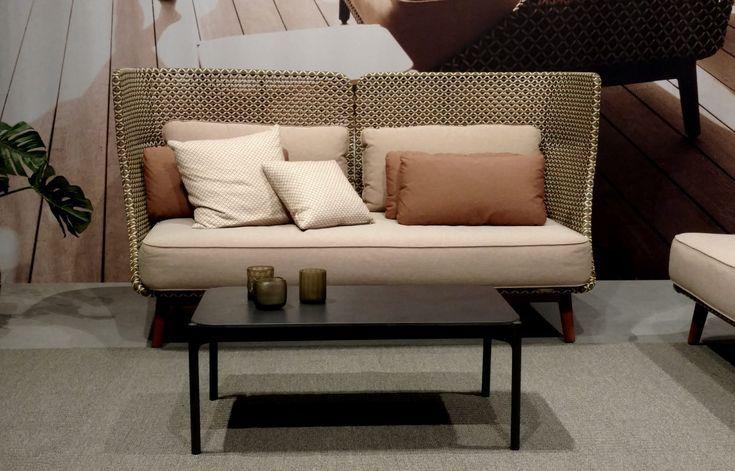 Mbarq By Dedon Stylepark In 2020 3er Sofa Lounge Mobel Gartenmobel