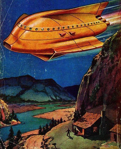 Vintage Science Fiction Wallpaper Google Search: 210 Best Images About Retro-Future On Pinterest