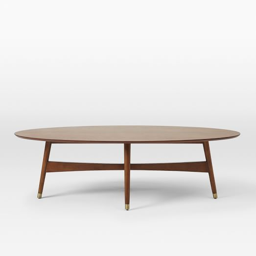 Reeve Mid Century Oval Coffee Table Marble Top: Best 25+ Oval Coffee Tables Ideas On Pinterest