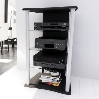 7 best A/V Cabinets and Racks images on Pinterest | Basement ideas ...
