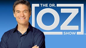 Dr. Oz Show...He's a friendly genius!