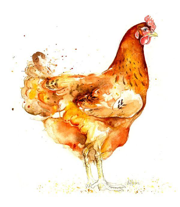 The 25+ Best Chicken Tattoo Ideas On Pinterest