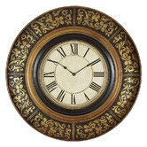 Found it at Wayfair - Wood Wall Clock