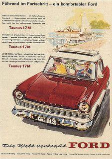 Ford Taunus 17M | by devan44