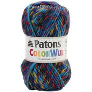 Patons ColorWul Yarn Bloom, Meadow, Ocean