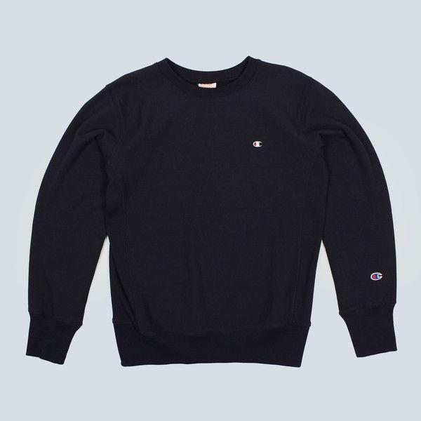 Champion Crewneck Sweatshirt - Navy