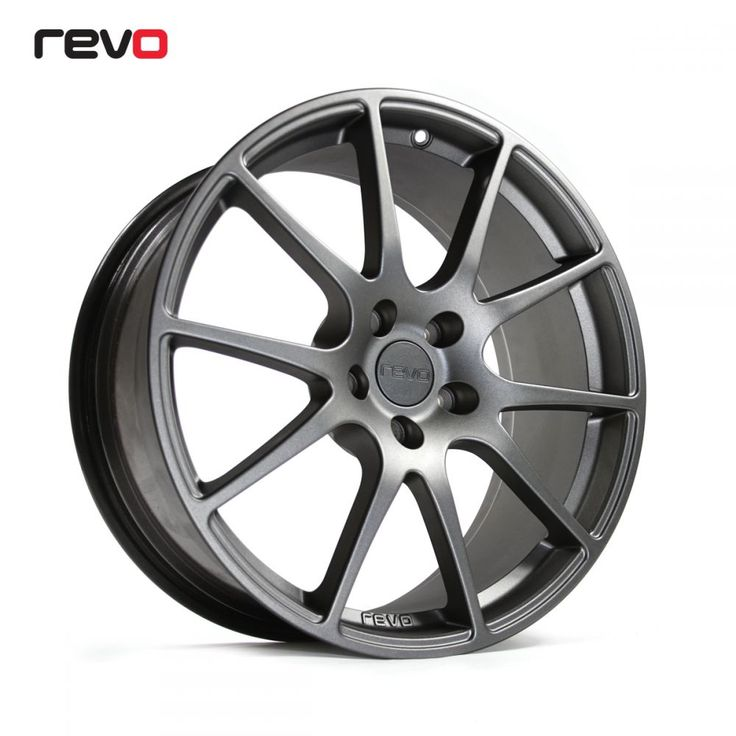 REVO - ľahký a zároveň tvrdý hlinikový disk, navrhnutý firmou Revo, vyrobený v Anglicku. Sada určená pre vozidlá Volkswagen Group s roztečou 5x112.