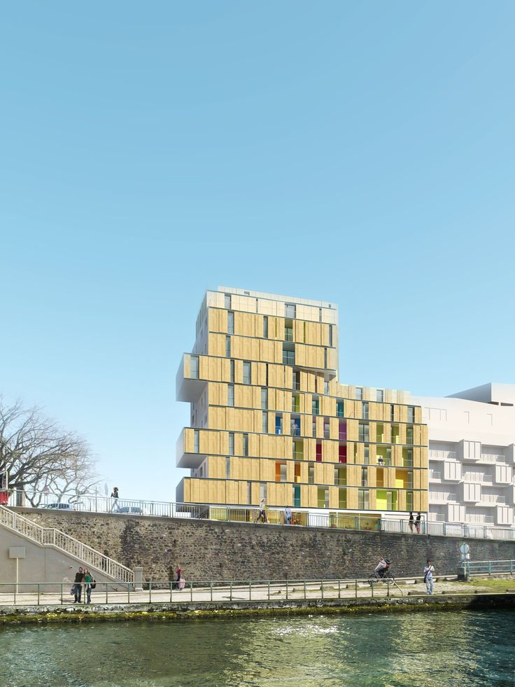 85 social housing apartments - Explore, Collect and Source architecture