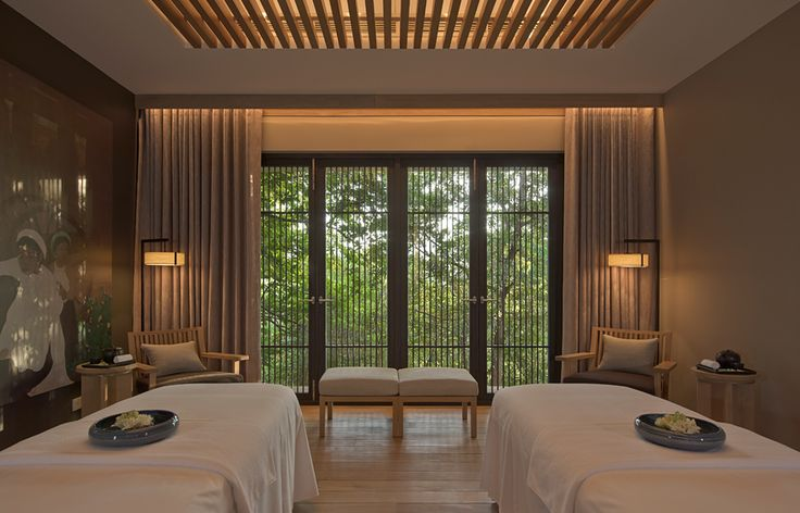 Amanoi, Vietnam - Spa Treatment Suite. © Amanresorts