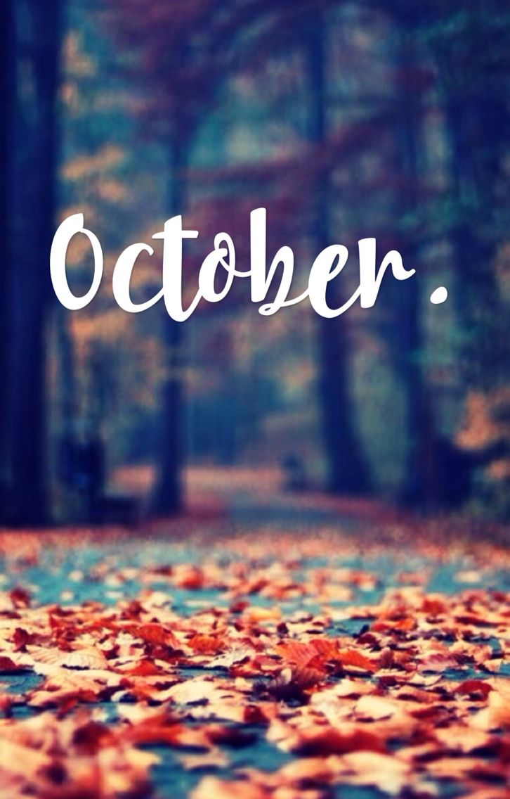 Attractive Hello October Background For Windows. At December , 2017. 25+ Best Ideas  About Fall Backgrounds Iphone On Pinterest Fall Wallpaper, I..
