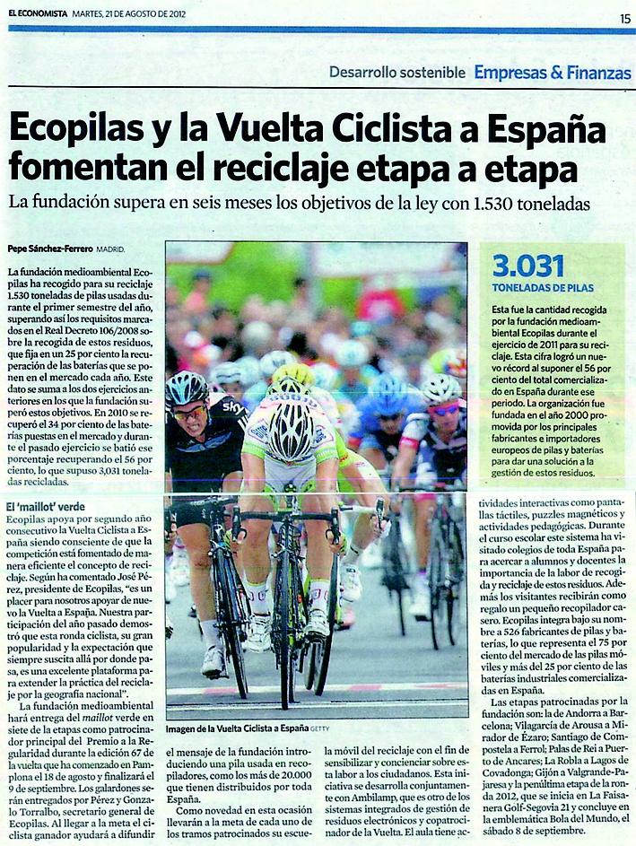 El Economista  21/08/12