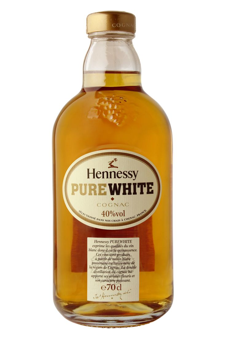 Hennessy Pure White Cognac is a very interesting blend of eaux-de-vie, a very delicate cognac