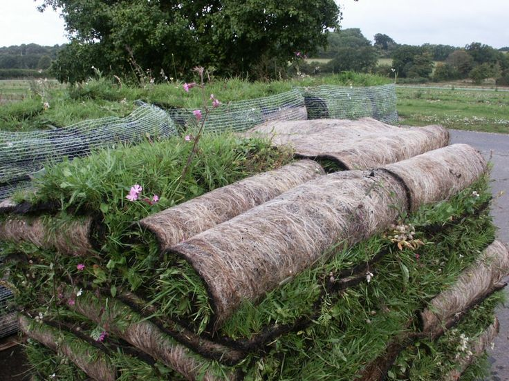 Create your wildflower meadow with Wildflower Turf. Instant guaranteed meadow with rolls of wildflower turf.