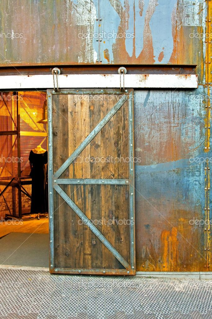 Best 20 Industrial Door Ideas On Pinterest Industrial