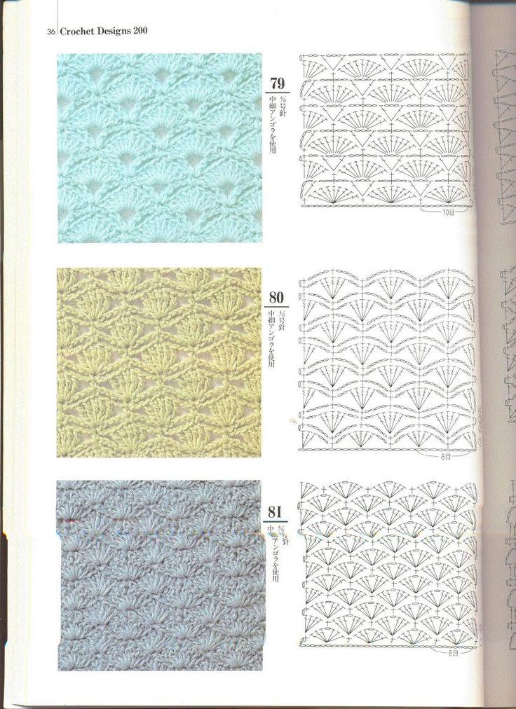 Esquemas de crochet