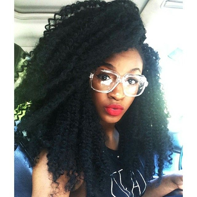 Marley Hair Crochet Braids Styles : ... Crochet marley hair, Marley hair and Crochet braids hairstyles