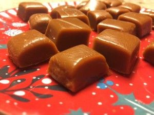 Melt-In-The Mouth Caramels