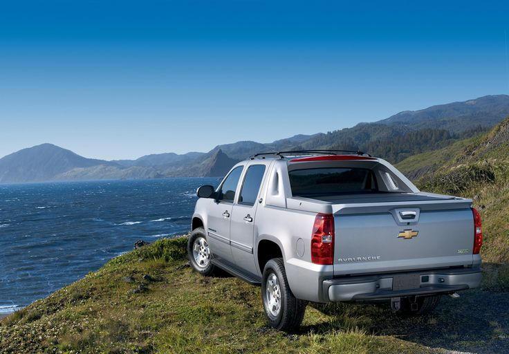 2016 Chevy Avalanche Being Developed - http://autohighlight.com/2016-chevy-avalanche-being-developed/