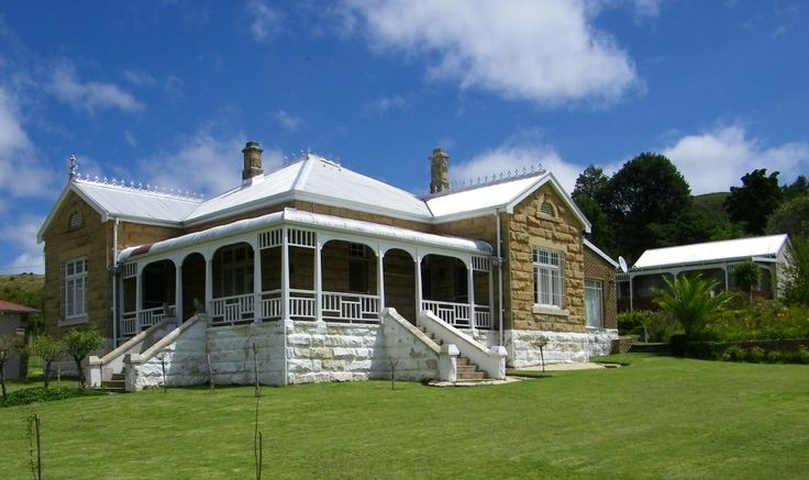 House in Kestel, I have seen an identical one just outside York in Western Australia.          House in Kestell.