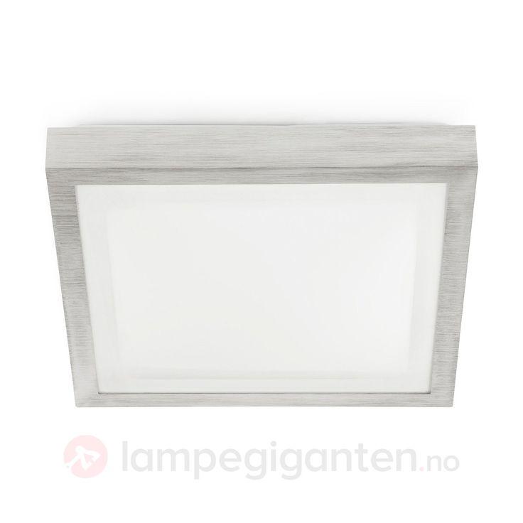 Kvadratiske TOLA taklampe 3506740X 3x20w ca kr 1000-1100kr