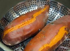 Sweet potatoes, Electric Pressure Cooker