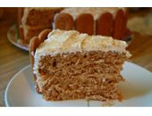 Dukan Diet Cinnamon Cake recipe
