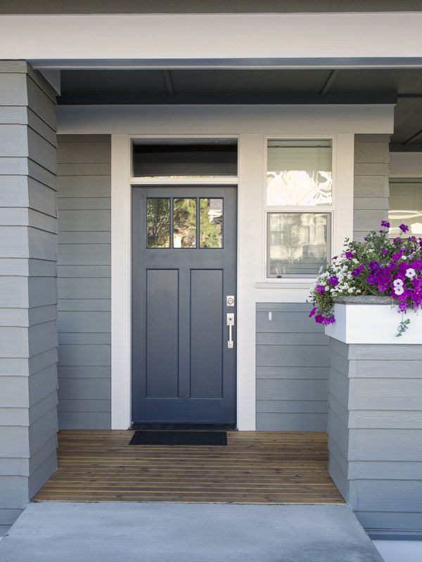 Blue Gray Exterior Paint Colors 35 best house - exterior images on pinterest | front door colors