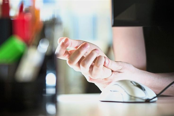 Ignoring a repetitive strain injury can make it a chronic condition.
