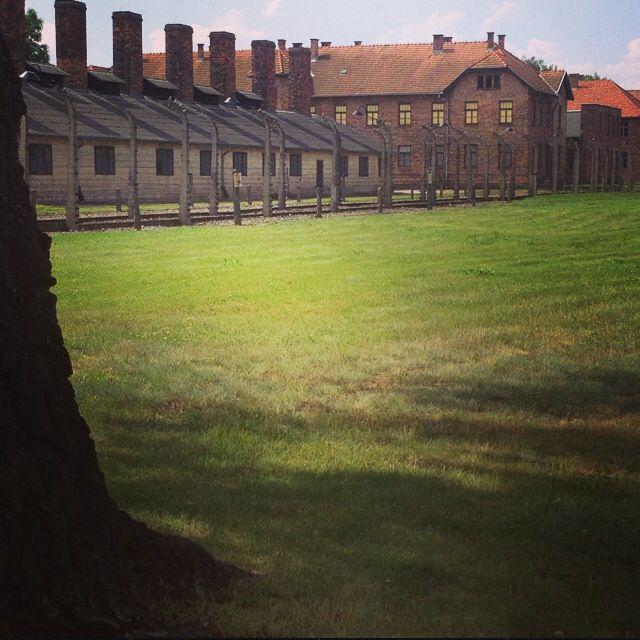 Dag 4. Auschwitz Nationaal Museum