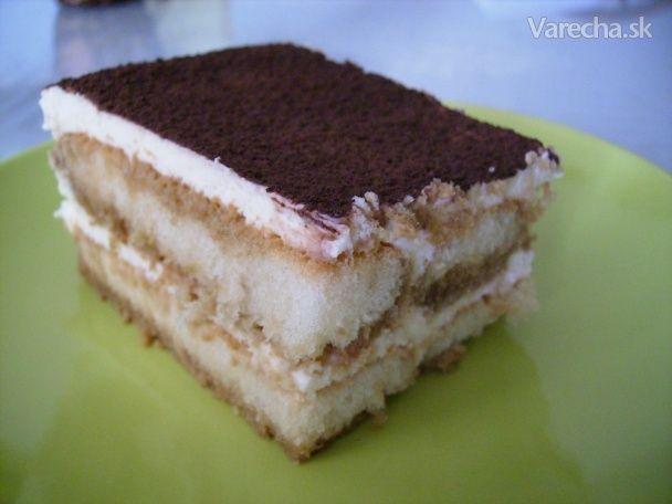 Tento dezert je môj veľmi obľúbený a to nie len preto, že je veľmi chutný a každý ho zbožňuje, ale je aj veľmi jednoduchý na prípravu.Keďže sa nepečie, jeho prípravu zvládnu aj menej skúsený kuchtíci.