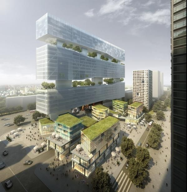 OPEN Architecture - Beijing - Architects