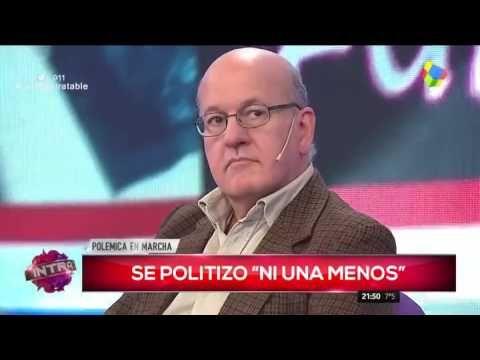 """Debate caliente en """"Intratables"""" por la politización del """"Ni una menos"""""""