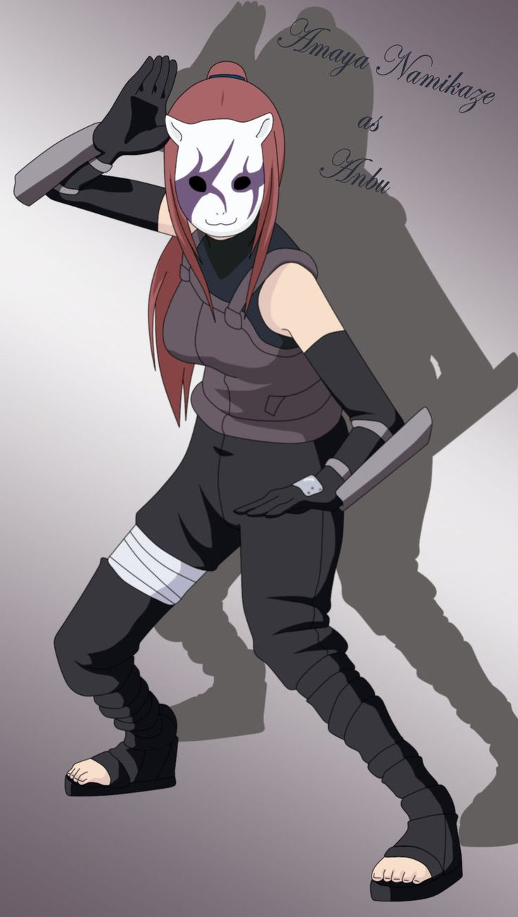 Naruto As A Anbu 10 best images about N...