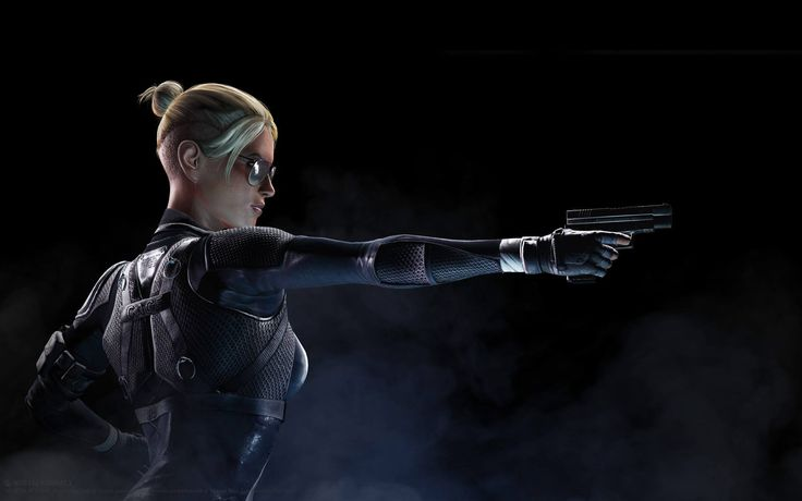 Mortal Kombat X will debut Cassie Cage, the daughter of Johnny Cage and Sonya Blade. Description from geimin.co.uk. I searched for this on bing.com/images