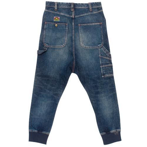 "BEN DAVIS PROJECT LINE ""INTRO"" DENIM PANTS 