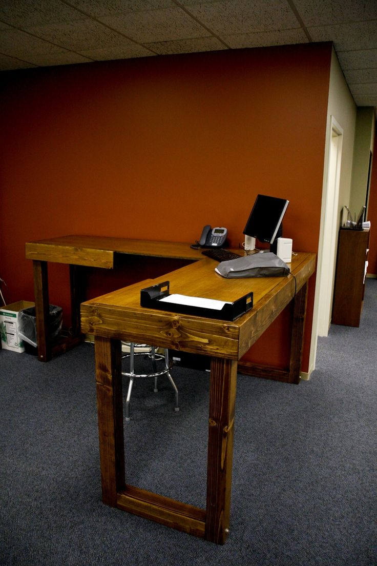 Barber chair sp 508s barber chair ar 182 barber furniture - Standing Workstation Installed