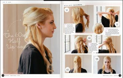 Články o módě | Návod na účes z dlouhých vlasů | Moda style - Dámská móda, šperky