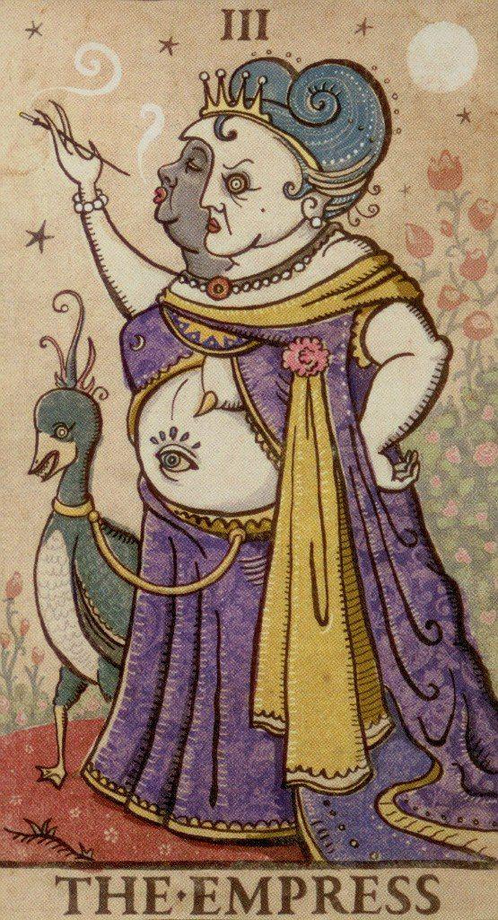 Trionfi Cards: 399 Best Tarot Cards : The Empress Images On Pinterest