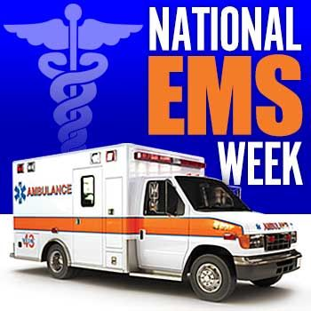 10 things you didn't know about EMS professionals