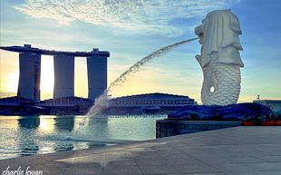 Here is a great post about top 10 things to do in marina bay Singapore. Visiting Marina Bay Sands is must as well as taking a pic with the Merlion, Helix bridge, Esplanade theater & more.