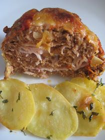 Coeur de cuisine: Rollo de carne picada
