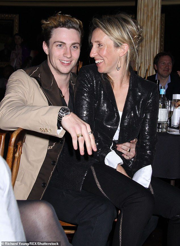 Aaron Taylor-Johnson 'knew instantly' that wife Sam was ...