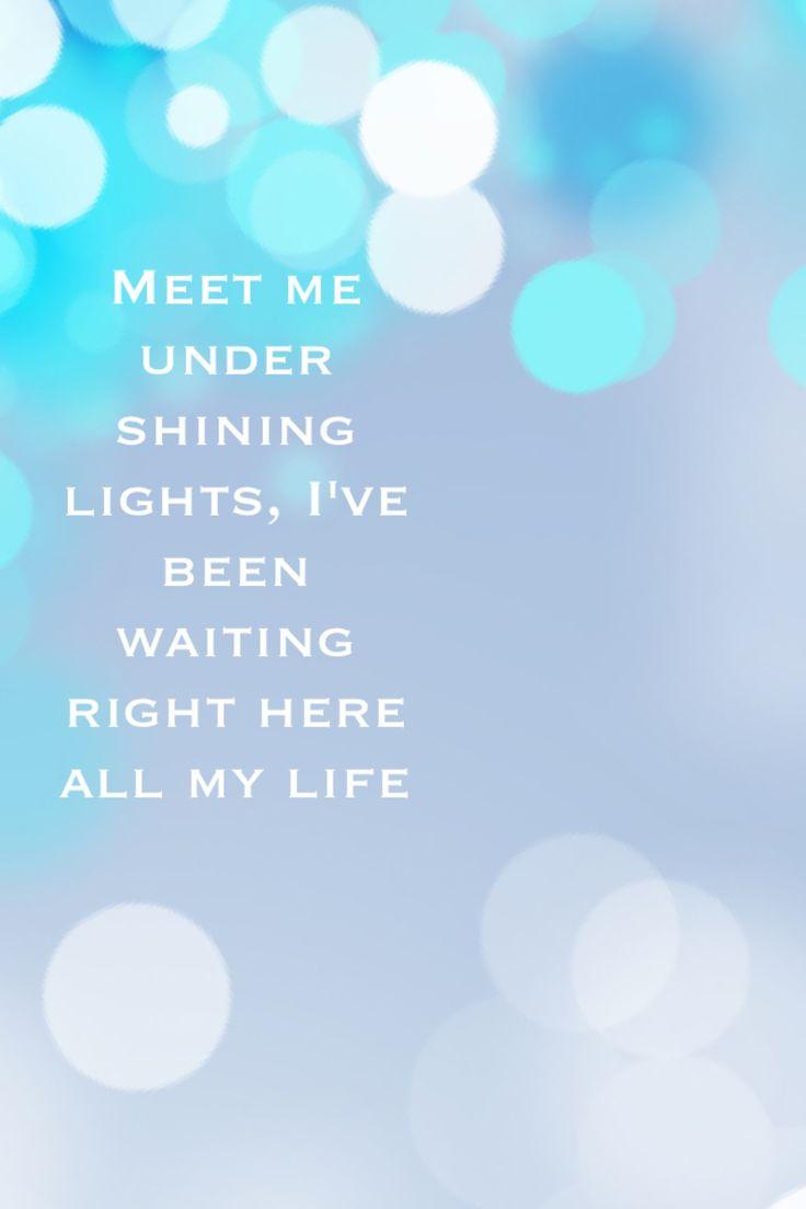 You make me feel more alive than I've ever felt before!