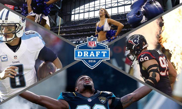 NFL Fantasy Football Draft Needs – AFC South