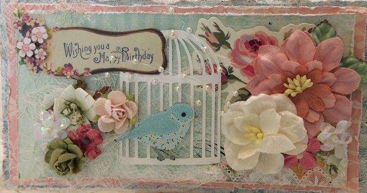 Birthday Card One of a Kind by SillySalCreates on Etsy