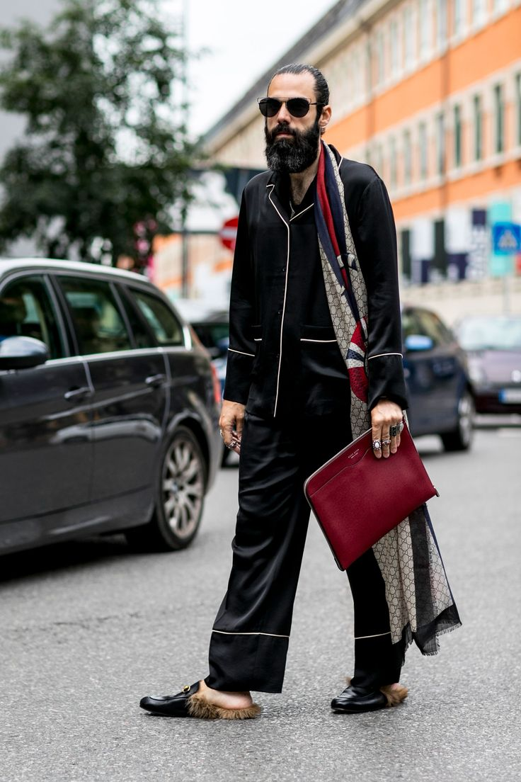 Milan Men's Street Style Spring 2017 | Day 1 – The Impression