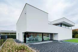 Architectenbureau Dirk Nijsten bvba의  주택