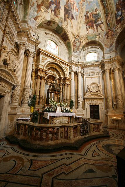 Syracuse, Sicily  Italy    The architecture is astounding